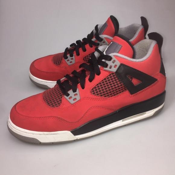 e170b09c25133b Nike Air Jordan Retro 4 Toro Bravo 7Y Women 8.5. M 5c3a3a2f9e6b5b2fb7c13f8d
